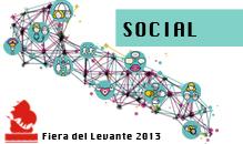 Immagine associata al documento: Fiera del Levante 2013: gli aggiornamenti sulle pagine Social di Sistema Puglia