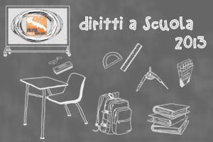 """Immagine associata al documento: Scheda - Avviso Pubblico """"Diritti a Scuola 2013"""""""