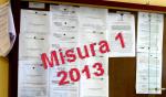 Immagine associata al documento: Misura 1: Approvazione della graduatoria e ammissione al contributo - Correzione errori materiali e parziali modifiche ed integrazioni in autotutela