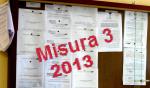 Immagine associata al documento: Misura 3: Approvazione della graduatoria e ammissione al contributo - Parziali modifiche ed integrazioni in autotutela