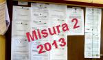 Immagine associata al documento: Misura 2: Approvazione della graduatoria e ammissione al contributo - Parziali modifiche ed integrazioni in autotutela