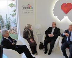 """Immagine associata al documento: FdL. Vendola incontra Ambasciatore Iran: """"Appello per la ragazza detenuta"""""""