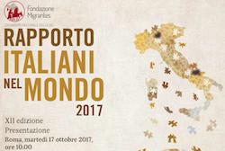 Immagine associata al documento: Presentazione del Rapporto Italiani nel Mondo 2017 - Roma, 17 ottobre