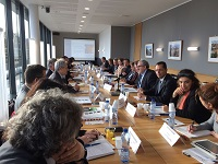 Immagine associata al documento: Termina oggi la missione di Emiliano a Bruxelles: ambiente, spazio e coesione i temi trattati