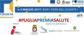 Immagine associata al documento: Prorogata scadenza contest #PugliaPremiaSalute di Forum PA - Puglia 2017