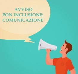 Immagine associata al documento: Avviso Pon Inclusione: Comunicazione