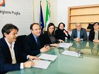 Immagine associata al documento: Carta d'intenti per favorire l'alta formazione musicale in Puglia