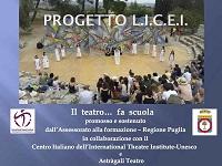 Immagine associata al documento: Licei - L'impresa culturale per studenti e artisti in residenza da sabato 13 a venerdì 19 maggio