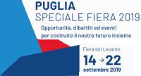 Immagine associata al documento: Appuntamenti mercoledì 18 settembre presso i Padiglioni della Regione Puglia in Fiera del Levante