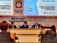 Immagine associata al documento: Borraccino. Politiche di coesione per la competitività e l'innovazione: un'importante Tavola rotonda in Fiera