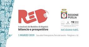 Immagine associata al documento: Emiliano e Ruggeri presentano i risultati del Reddito di Dignità Bilancio e Prospettive