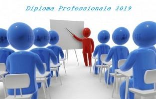 Immagine associata al documento: Diploma Professionale 2019 - Iter Procedurale