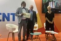 Immagine associata al documento: Il tarantino Ivano Mignogna premiato dalla Regione Puglia