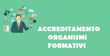 Immagine associata al documento: Accreditamento Organismi Formativi - Attiva Procedura Telematica