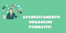 Immagine associata al documento: Scheda Accreditamento Organismi Formativi