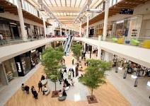 Immagine associata al documento: Rimodulazione degli spazi all'interno di un centro commerciale