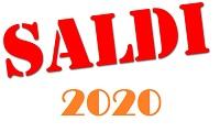 Immagine associata al documento: Comunicazione inizio saldi 2020