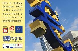 """Immagine associata al documento: """"Oltre la strategia Europea 2020 sulla salute: opportunità finanziarie e priorità tematiche"""" - 20 Aprile 2021 Webinar 10.30 - 13.15"""