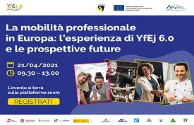 Immagine associata al documento: La mobilità lavorativa in Europa: i risultati del progetto YfEj 6.0 e le prospettive future