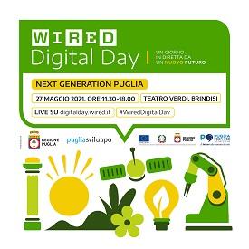 Immagine associata al documento: Al via da Brindisi la quarta edizione del Wired Digital Day