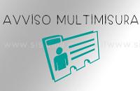 Immagine associata al documento: Avviso Multimisura - Misura 5 indennità: Variazioni in ordine all'entrata in vigore delle ultime disposizioni di contenimento dell'emergenza epidemiologica.
