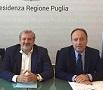 Immagine associata al documento: Emiliano e Leo su sottoscrizione Convenzione stabilizzazione Lsu