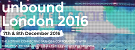 Immagine associata al documento: UnBound Digital London - Londra (Gran Bretagna), 7-8 dicembre 2016