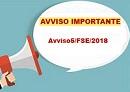 Immagine associata al documento: Avviso 5/FSE/2018 - Comunicazione urgente: procedura informatizzata per il rilascio delle Attestazioni finali