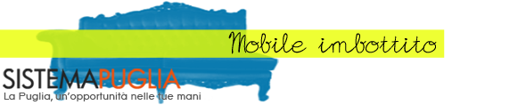 Pagina Mobile Imbottito - Sistema Puglia