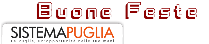 Home Page - Sistema Puglia